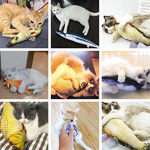 猫おもちゃ6点セット猫おもちゃまたたび魚おもちゃぬいぐるみ肥満解消爪磨きストレス解消猫トイお魚ねこおもちゃキャット用品cattoys