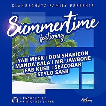 Summertime (feat. Mr. Jawbone, Manda Bala, Don Sharicon, Stylo Sash, Yah Meek, Fab Kush & Sezcobar)