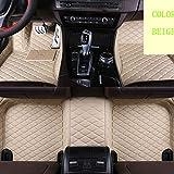 LUVCARPB Alfombrillas Interiores del Coche, aptas para Mazda CX-5 CX-7 CX-9 RX-8 3 5 6 8, Accesorios Impermeables para alfombras de Coche