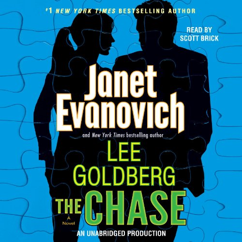 The Chase     A Novel              By:                                                                                                                                 Janet Evanovich,                                                                                        Lee Goldberg                               Narrated by:                                                                                                                                 Scott Brick                      Length: 9 hrs and 7 mins     2,778 ratings     Overall 4.5