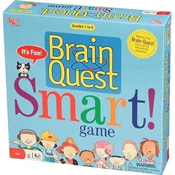 Brain Quest Travel Card Game University Games 01713