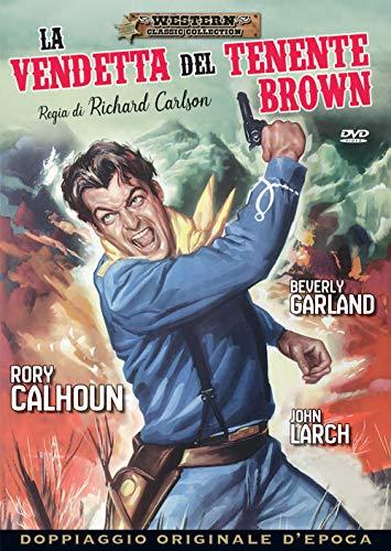 La Vendetta Del Tenente Brown (1958)