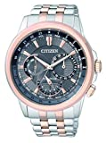 Citizen Eco-Drive Calendrier World Time Men's Watch - BU2026-65H