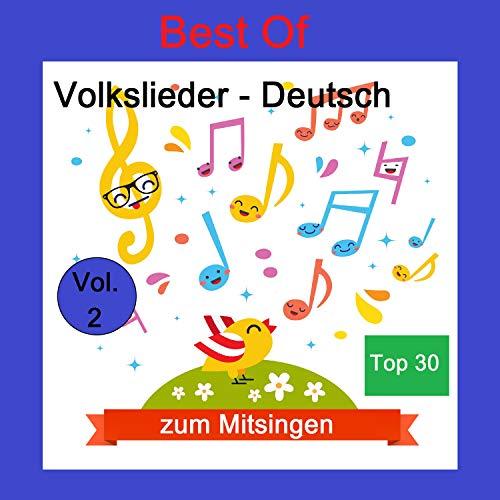 Top 30: Best Of Volkslieder zum Mitsingen - Deutsch, Vol. 2
