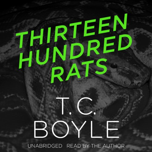 Thirteen Hundred Rats  Audiolibri