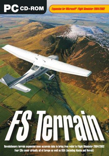 Flight Simulator 2004 - FS Terrain