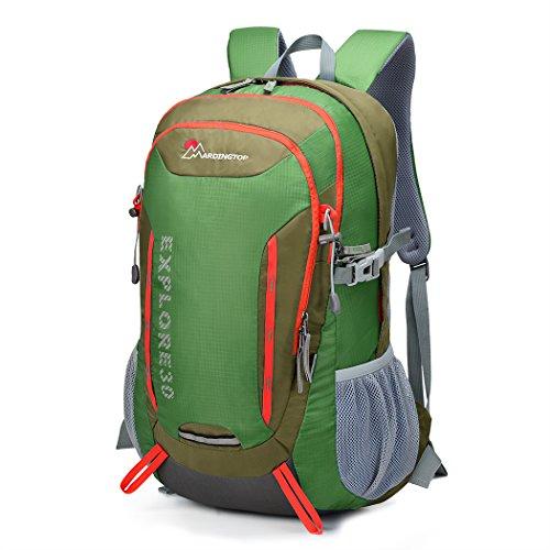 Mountaintop 30L Zaino Trekking /Zaino PC/Zaino casual /Zaino Sacchetto/Zaino escursionismo 54*41*22 cm Verde