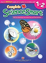 Complete ScienceSmart 1-2: Canadian Curriculum Science Workbook for Grades 1 and 2