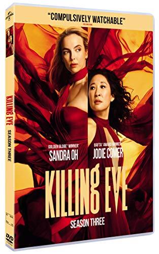 Killing Eve S3 [DVD] [2020]