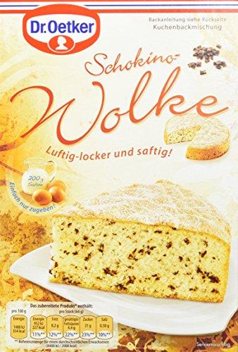 Dr. Oetker Schokino-Wolke, 4er Pack (4 x 485 g)