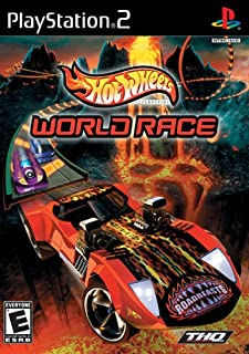 hot wheels ps2 game