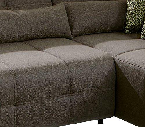 Ecksofa Couch –  günstig Cavadore Eckcouch Boogies Bild 4*