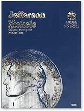 Jefferson Nickels Folder Starting 1996 (Official Whitman Coin Folder)