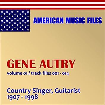 Gene Autry - Volume 1