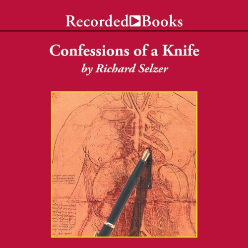 Confessions of a Knife audiobook cover art