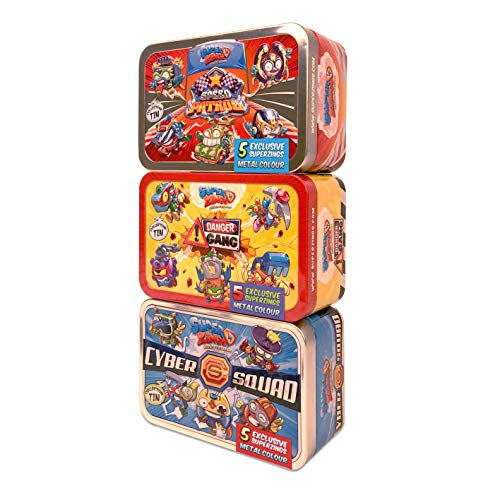 SUPERTHINGS RIVALS OF KABOOM-  Figuras coleccionables (MagicBox PSZSV123IN00)
