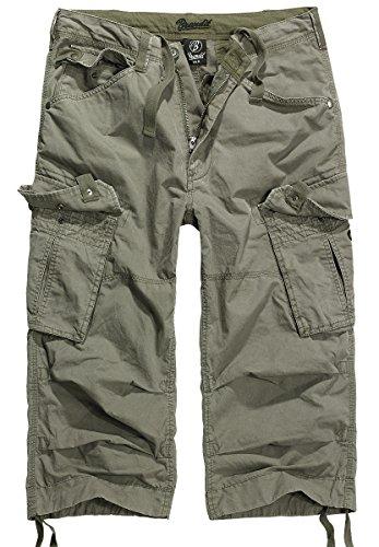 Brandit Brandit Columbia Mountain 3/4 Shorts, Gr. S, Oliv