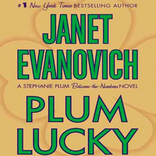 Plum Lucky audiobook cover art