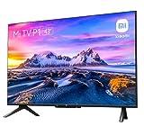 Xiaomi Smart TV P1 43 Pulgadas (Frameless, UHD, Sintonizador Triple, Android 10.0, Prime Video, Netflix, Google Assistant, Compatible con Alexa, Bluetooth, 3 HDMI, 2 USB) [Model 2021]