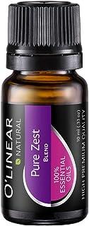 Love Essential Oil Blend - Pure Zest Oils Blend - 10ml (.33 oz) - Perfect to Creates Moods - Romantic, Passion, Desire, Lo...