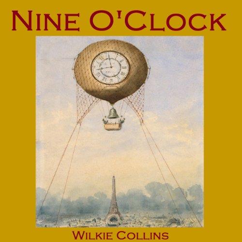 『Nine O'Clock』のカバーアート
