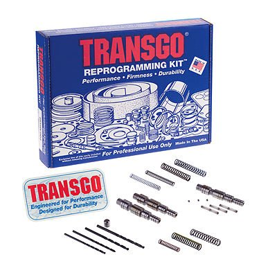 Transgo RE5R05A Reprogramming Transmission Shift Kit RE5R05A-HD2 Fits Nissan