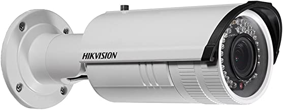 HIKVISION IP Camera DS-2CD2642FWD-IZS 4MP WDR Varifocal Bullet Network Camera 2.8-12 mm Motorized Zoom/Focus Real Time Video IR Bullet POE CCTV Camera with Audio and Alarm English Version