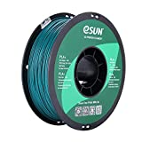 eSUN PLA PRO (PLA+) 3D Printer Filament, Dimensional Accuracy +/- 0.03 mm, 1 kg Spool, 1.75 mm, Green, (Pantone 323C)