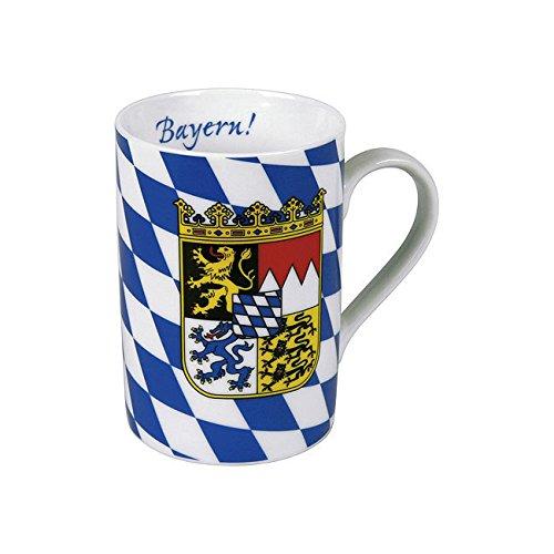 Könitz Becher Flaggen Bayern