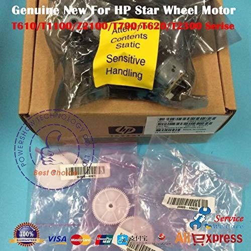 Yoton Q6718-67017 - Conjunto de motor de rueda de arranque para HP ...