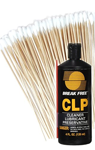 Break-Free Cleaner Lubricant