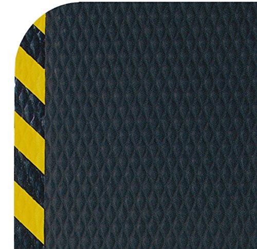 "American Floor Mats Hog Heaven Premium 7/8"" Thickness Black & Yellow Border 3"