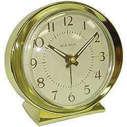 Westclox Big Ben Classic Battery Operated Alarm Clock
