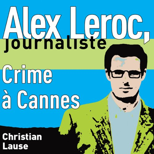 Crime à Cannes [Crime in Cannes] audiobook cover art