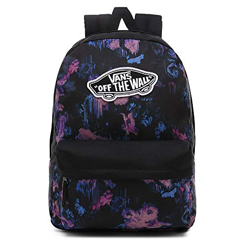 Vans Off The Wall Women's Realm Backpack, Drip Floral, One Size