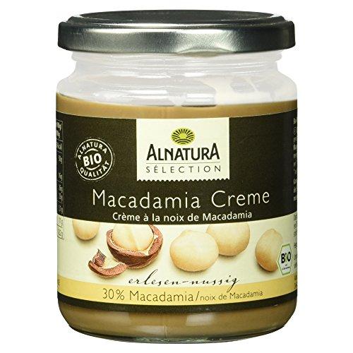 Alnatura Bio Selection Macadamia Creme, 225 g