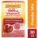 30-Count Emergen-C Cranberry Pomegranate Vitamin C 1000mg Powder