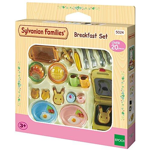 Sylvanian Families - 5024 - Frühstücks-Set