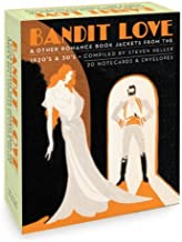 Bandit Love, A Postcard Book: Romance Book Jackets from the 1920's and 30's by (February 28, 2004) Cards
