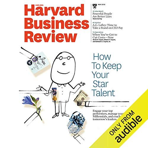 Harvard Business Review, May 2010 copertina