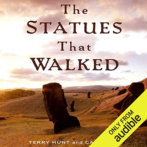 The Statues That Walked audiobook cover art