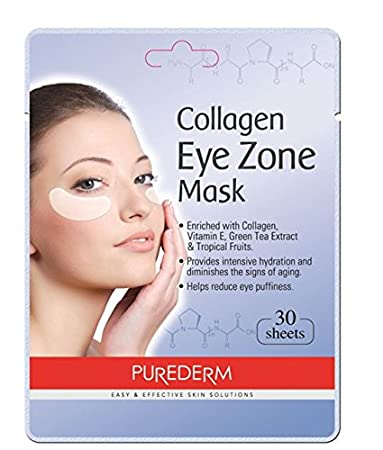 collagen eye pads