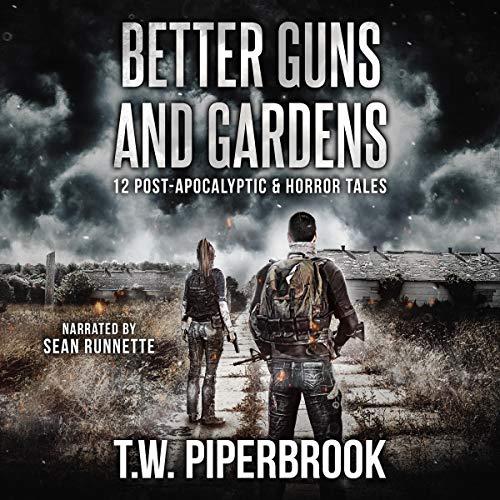 Better Guns and Gardens cover art