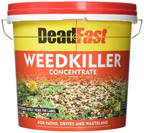 Deadfast Concentrated Weed Killer Sachets, 12 x 100 ml