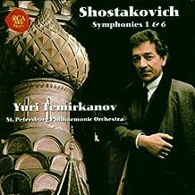 Symphonies N. 1-6