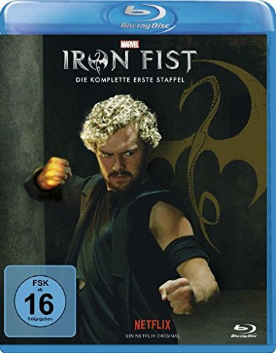 Marvel's Iron Fist - Die komplette 1. Staffel [Blu-ray]