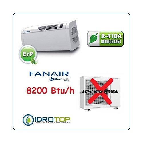 Fanair-Fantini Cosmi, climatizador 8200 Btu/h sin unidad externa, acondicionador monobloque