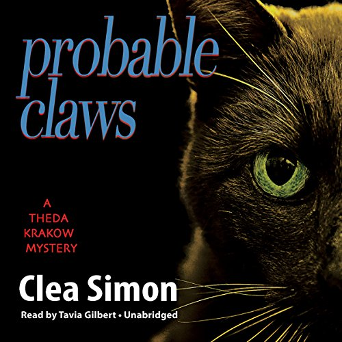 Probable Claws audiobook cover art