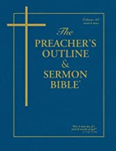 preacher's outline and sermon bible kjv