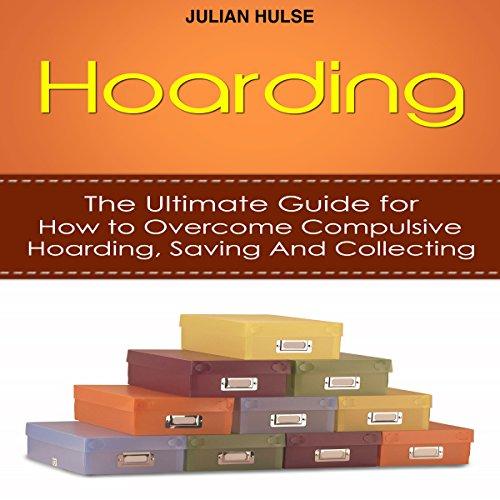 Hoarding audiobook cover art